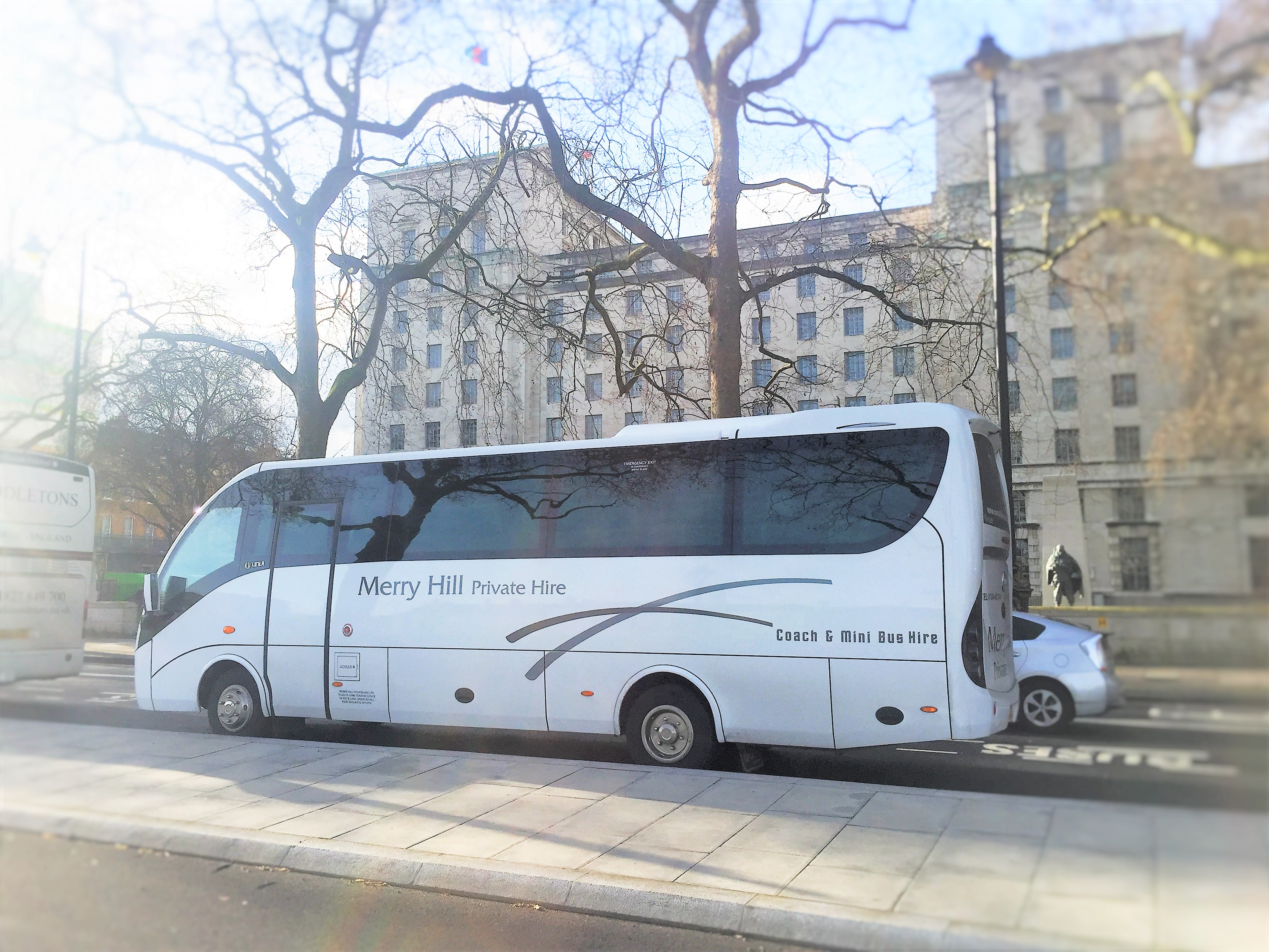 Merry Hill Private Hire, Mini Coach, Mercedes, Voyager, Luxury, 33 Seats, Merry Hill, Coach